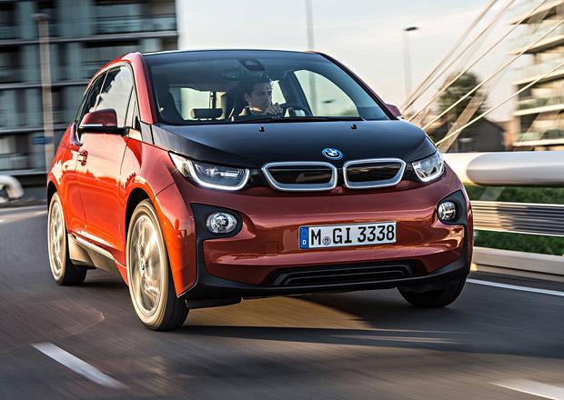 BMW i3 se daří, v Michově evidují přes 10 tisíc objednávek