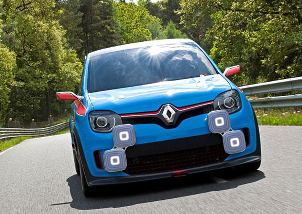 Renault Twingo třetí generace bude mít opět jen benzinové motory