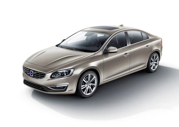 Volvo S60L: Delší rozvor pro Čínu