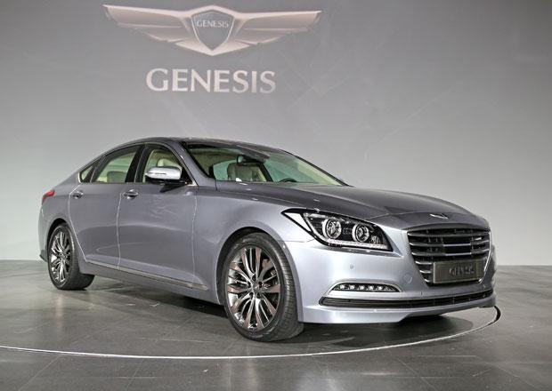 Nový Hyundai Genesis: 425 koní a pohon všech kol