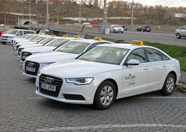 Nová pražská taxislužba chce zatočit s podváděním zákazníků