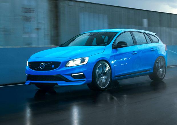 Volvo V60 Polestar: Ostré kombi ze severu přichází