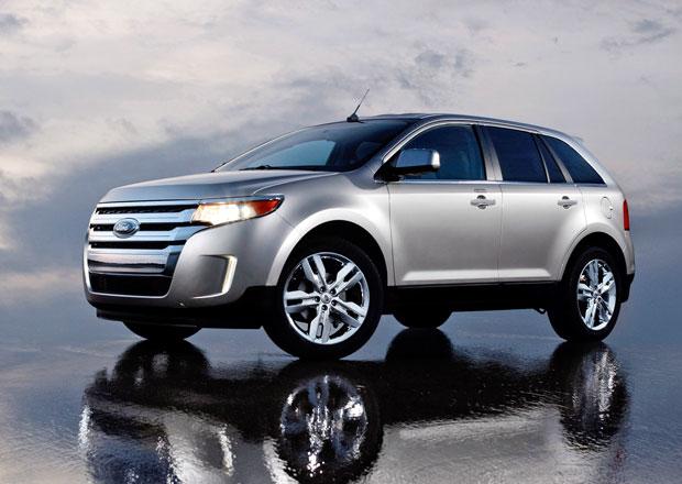 Ford: SUV jsou klíčem k celosvětovému úspěchu