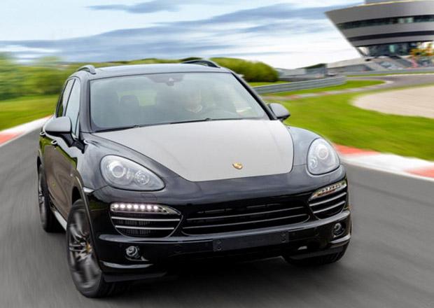 Porsche Cayenne S Diesel Performance Drive: Jen 10 vznětových SUV pro východní Evropu