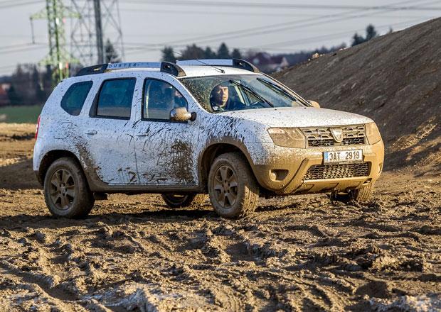 Dacia Duster 1.5 dCi: Jízdní dojmy z těžkého terénu