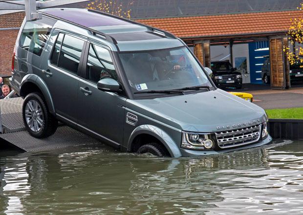 Land Rover Discovery SCV6: První jízdní dojmy