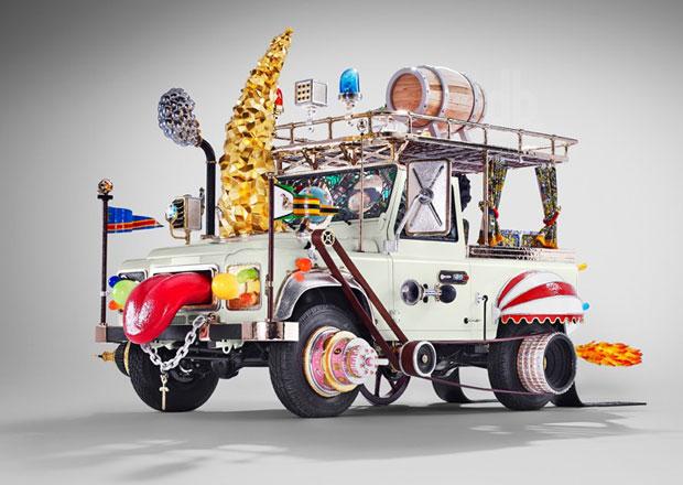 Land Rover Defender a 65. narozeniny: Tak takhle ne...