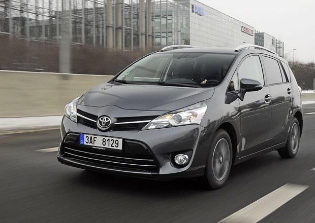 Toyota Verso 1.6 D-4D: Od února s motorem BMW
