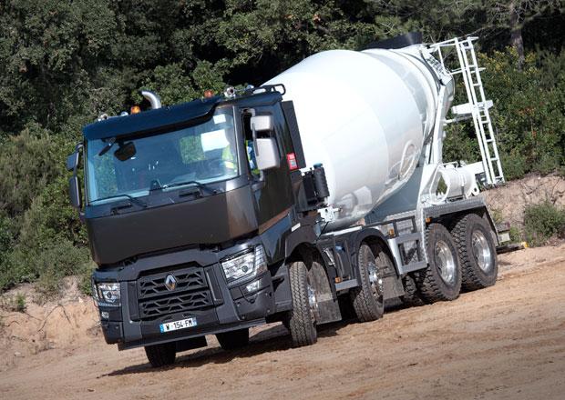Renault Trucks nabízí rychlejší montáž nástavby