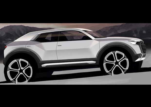 Audi chystá RS Q1. Bude mít 300 koní
