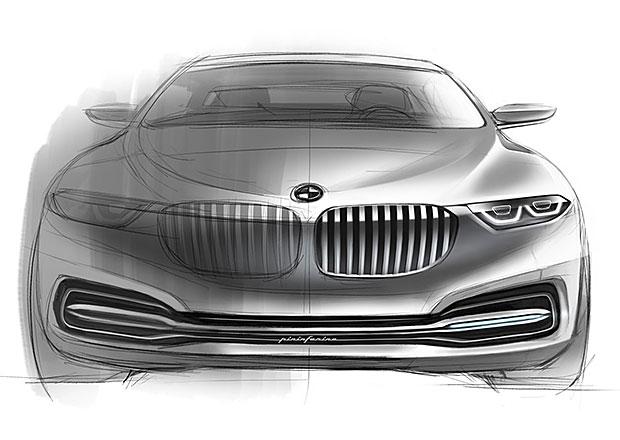 Příští BMW 5 se inspiruje konceptem Gran Lusso Coupé