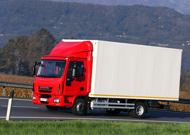 Iveco Eurocargo s motory Euro VI nastupuje (video)