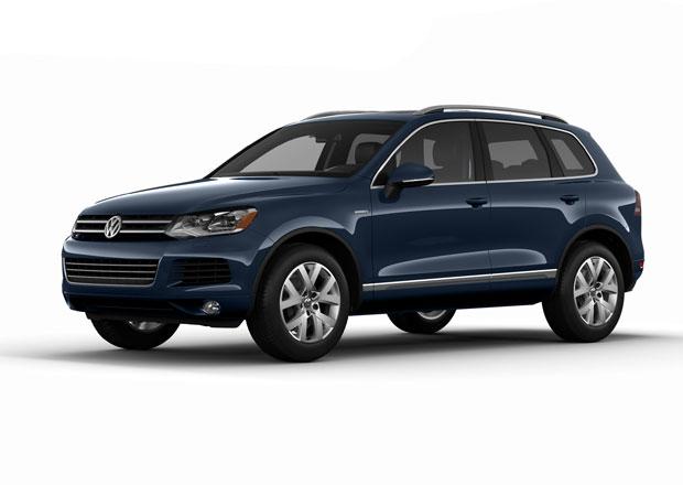 Volkswagen Touareg má 10 let. Amerika se dočká speciální edice