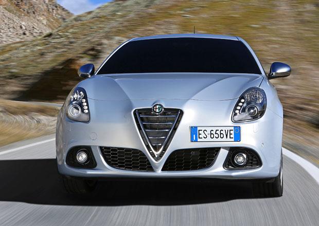 Alfa Romeo vsad� na pohon zadn�ch a v�ech kol