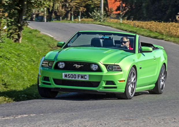 Test Ford Mustang GT Convertible – Můj velký pony  ce50caaa42