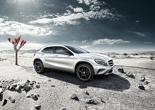 Daimler spouští internetový prodej vozů Mercedes-Benz