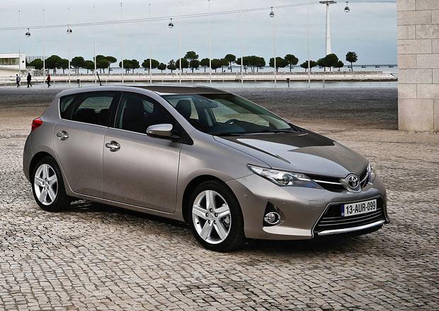 Toyota Auris zdražila, základ stojí 349.900 Kč