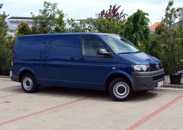 Test: Volkswagen Transporter Van L2 2.0 TDI - Hodně muziky