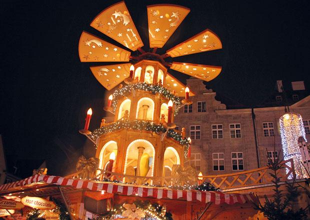 Advent ve Vratislavi