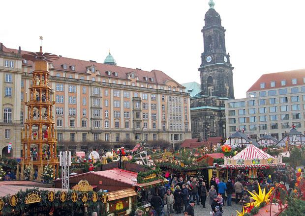 Advent v Drážďanech: Tradice nadevše