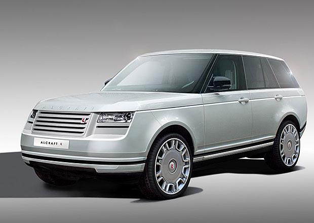 Range Rover od firmy Alcraft: To nejtradičnější z Velké Británie