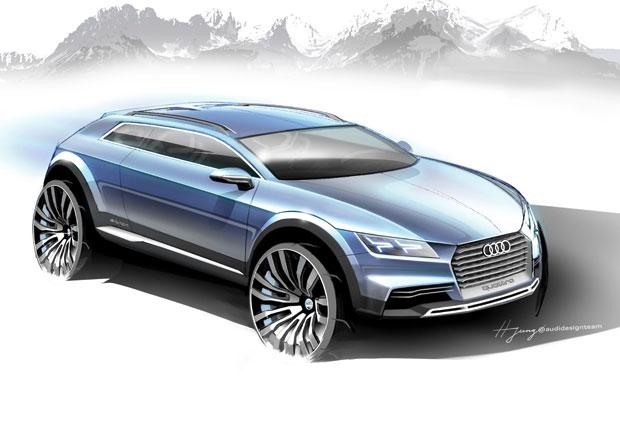 Audi v lednu ukáže koncept SUV: Bude to kupé Q2?