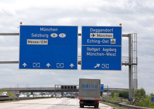 Německá veřejnost kritizuje plány na dálniční mýtné
