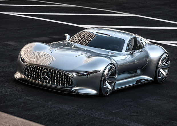 Mercedes-AMG R50: Nový hypersport již příští rok