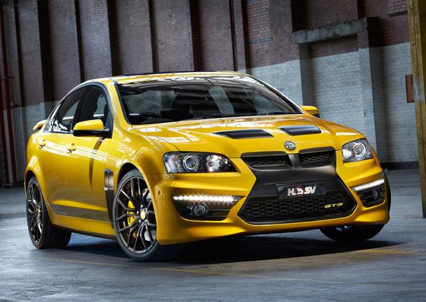 Holden v roce 2016 přestane vyrábět, australský automobilový průmysl tím skončí