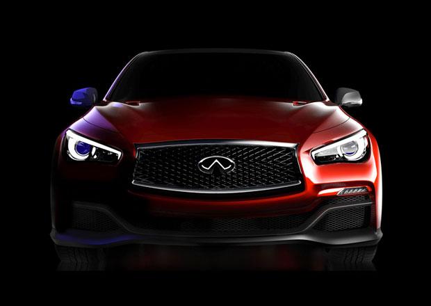 Infiniti Q50 Eau Rouge: Koncept sedanu inspirovan� formul� 1