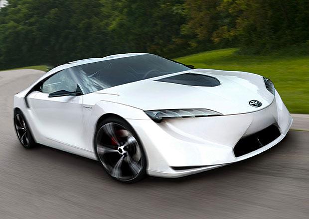 Toyota Supra: Koncept p�t� generace uvid�me mo�n� u� v Detroitu