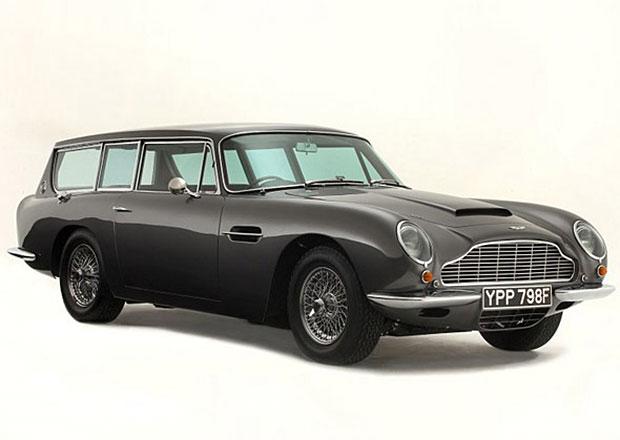 Aston Martin DB6 Vantage Shooting Brake: Unikát na prodej