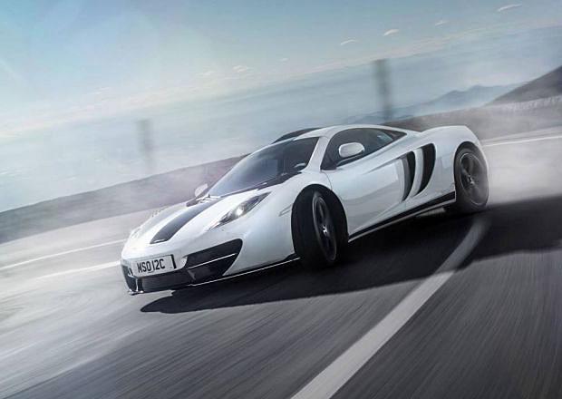 McLaren MP4-12C MSO: Tovární individualizace britského supersportu