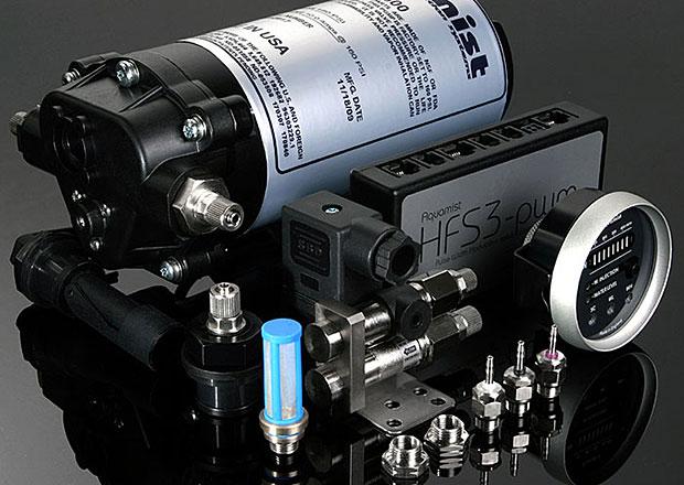 Rozšíří se u sériových přeplňovaných motorů vstřikování vody?
