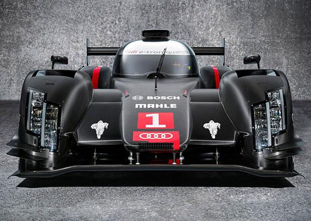 Audi R18 e-tron quattro u� testuje na p��t� sezonu