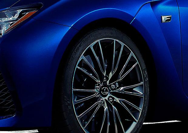 Lexus připravuje pro Detroit nový F model
