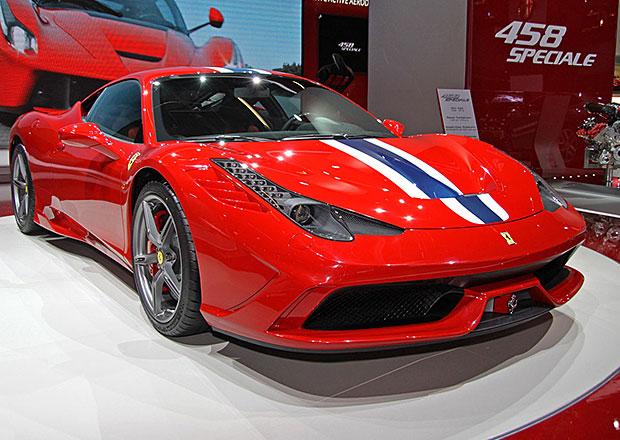 Ferrari 458 Speciale: vyprodáno na rok dopředu