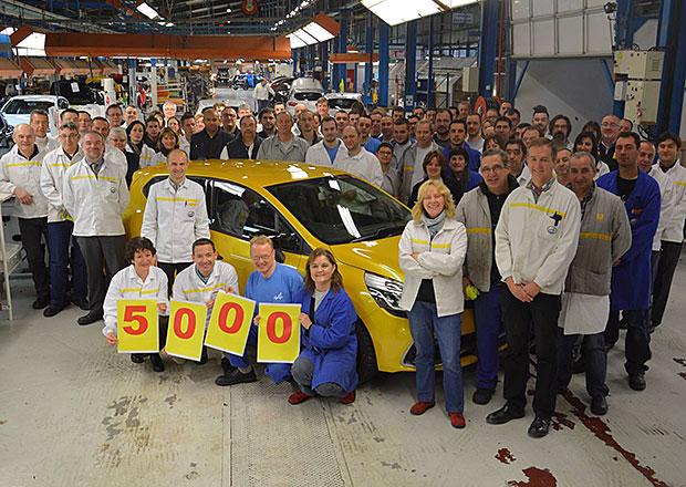 Renault Clio RS: Čtvrté generace se vyrobilo již 5000 kusů
