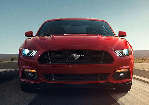 Ford Mustang bude dělat burnouty za vás