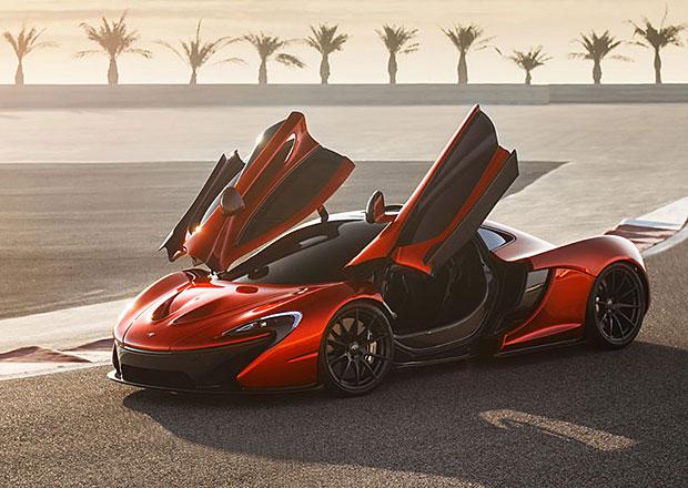 McLaren pracuje na supersportu P15, bude levn�j�� ne� P1