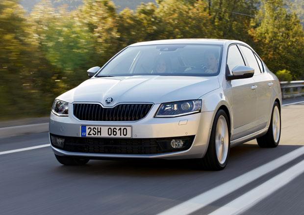 Český trh v prvním čtvrtletí 2015: Škoda Octavia je nejprodávanější