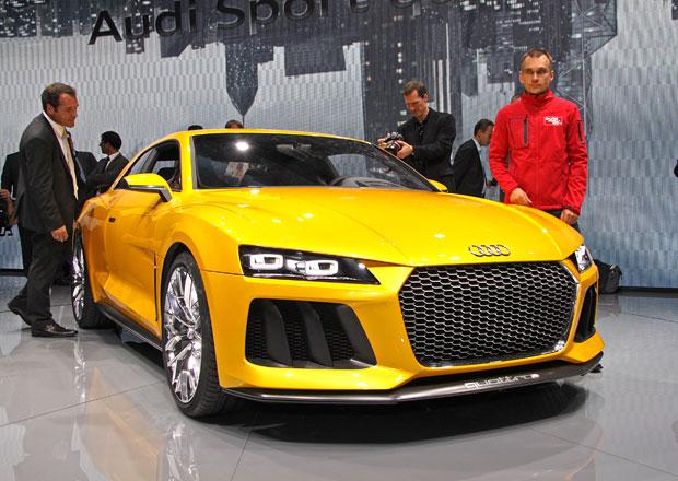 Audi Quattro: Dostane přeplňovaný pětiválec?
