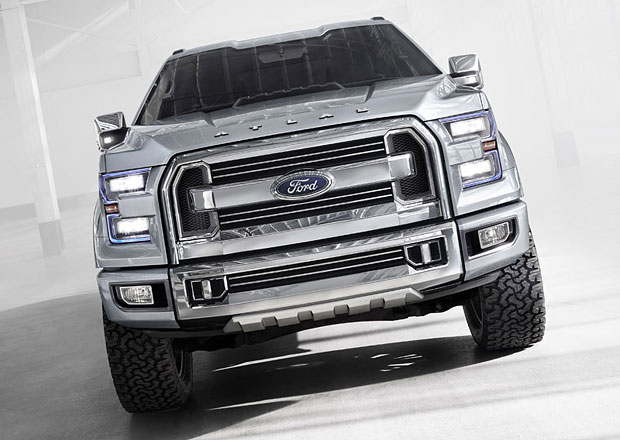 Ford m� probl�my s novou generac� F-150 kv�li hlin�ku