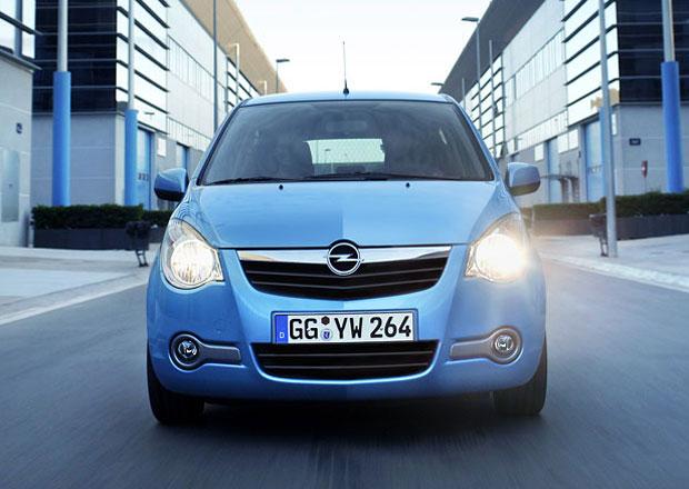 Opel plánuje nové mini pod Adama