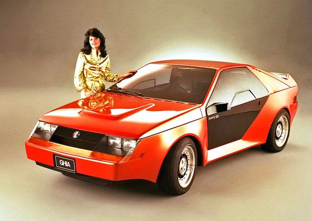 Ford Mustang: Ob�� galerie prototyp� v�ech p�ti generac�