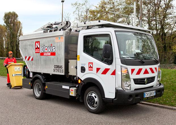 Renault Truck Maxity Electric pro svoz odpadu