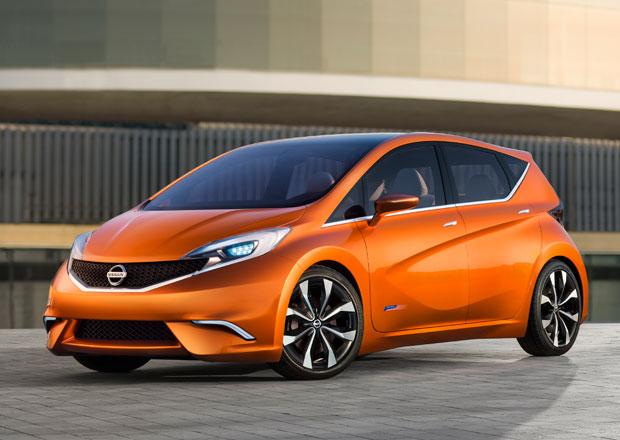 Nissan Almera: Japonský rival Golfu dorazí v příštím roce