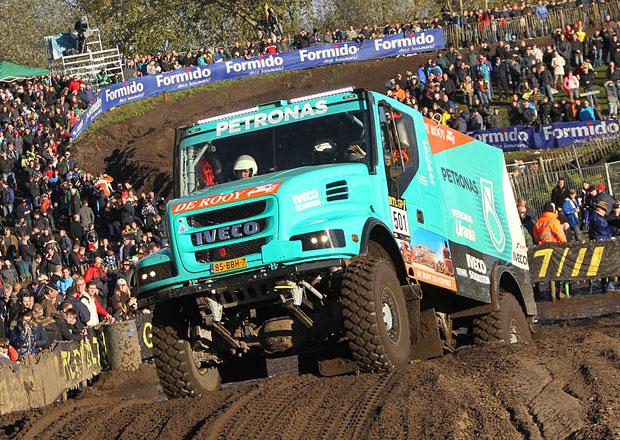 Iveco: Čtyři speciály pro rallye Dakar