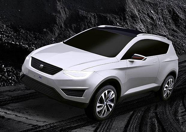 SUV Škody a Seatu bude zaměřeno na Nissan Qashqai