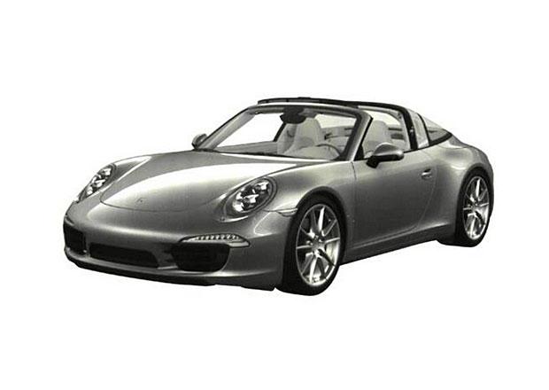 Porsche 911 Targa: Typ 991 se vrací ke kořenům